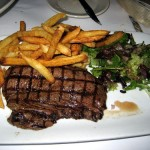 You cant go far wrong with a Brasserie Les Halle steak