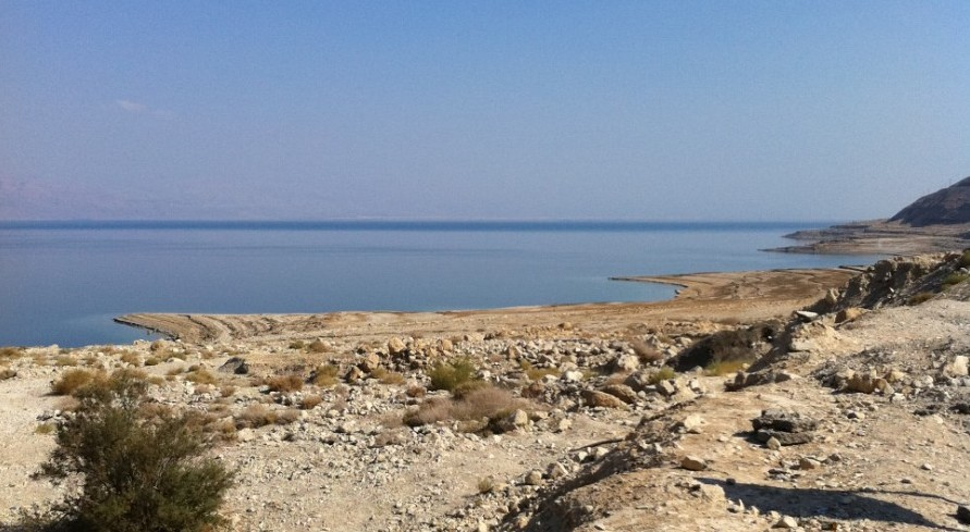 The Dead Sea - Every man, woman and child must visit here