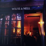 Wilfie and Nell's - I fell in love with the bar maid