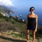 Beautiful! The Big Sur coastline and Alicia